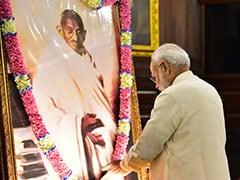 "PM's ""Einstein Challenge"" In Tribute To Gandhi In New York Times Op-Ed"