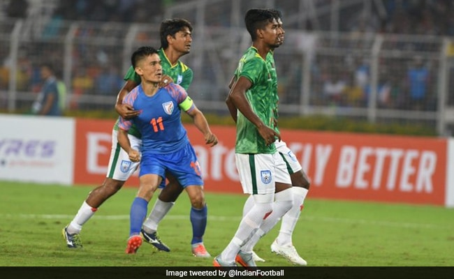 India vs Bangladesh, World Cup Qualifiers: India-Bangladesh Match 1-1 Draw