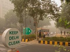 No Clean Air For Delhi As AQI Remains ''Poor''