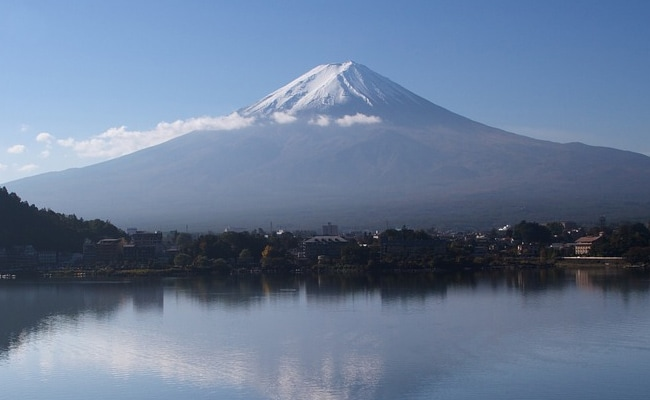 Rescuers Search For Man Who Fell While Livestreaming Mount Fuji Climb