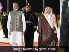 """Stronger Strategic Partnership"": Indian Envoy On PM Modi's Saudi Visit"