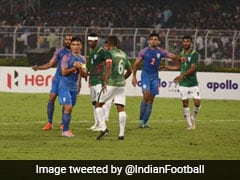 "Sunil Chhetri Says ""Dressing Room Is Disappointed"" After India's Draw Against Bangladesh"