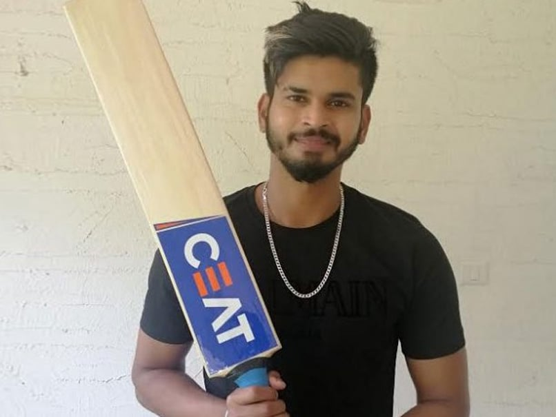 Shreyas Iyer is signed by leading company