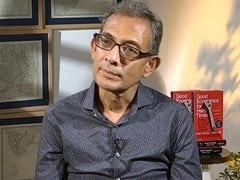 """Piyush Goyal Questioning My Professionalism"": Abhijit Banerjee To NDTV"