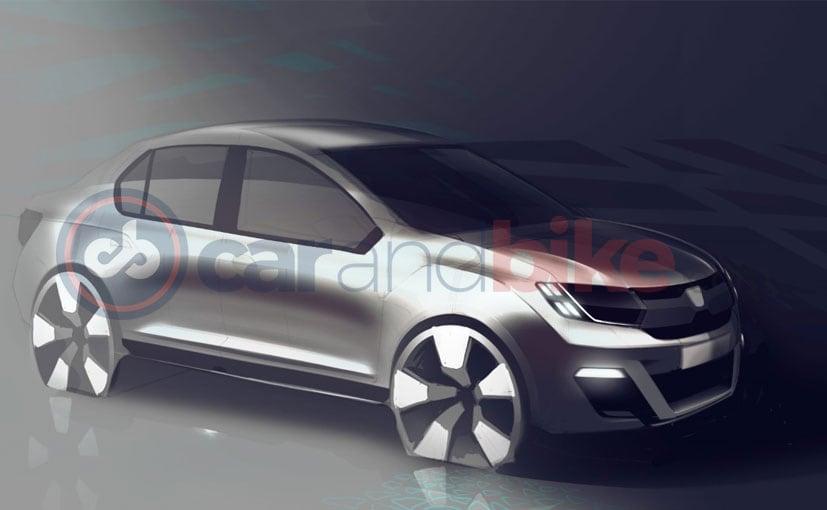 নতুন সাব-কম্প্যাক্ট সেডান ডিজাইন করছে Renault