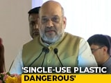 "Video : Narendra Modi ""Only PM Who Made Cleanliness A Mass Movement"": Amit Shah"
