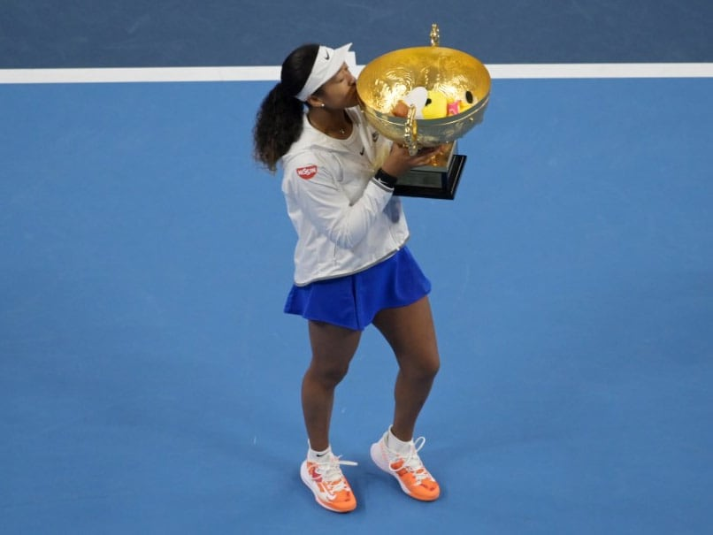 China Open: Naomi Osaka Beats Ashleigh Barty To Clinch Title