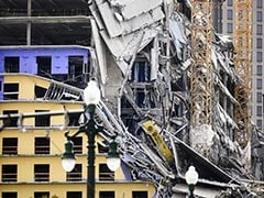 1 Dead, 18 Injured As Under-Construction Hotel Collapses In US