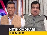 Video : Union Minister Nitin Gadkari On Maharashtra, Haryana Exit Polls