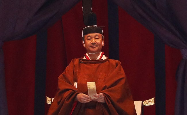 Japan Cancels Emperor Naruhito's Birthday Celebrations Amid Coronavirus Scare