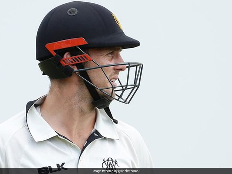 Australias Mitchell Marsh Punches Dressing Room Wall,  Injures Bowling Hand