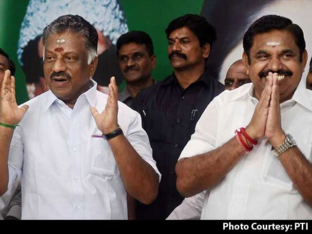 Video: AIADMK Claims Both Seats, Congress Wins In Puducherry