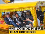 Video : Deserted Roads, Dal Boat Ride As European MPs Visit J&K Amid Questions