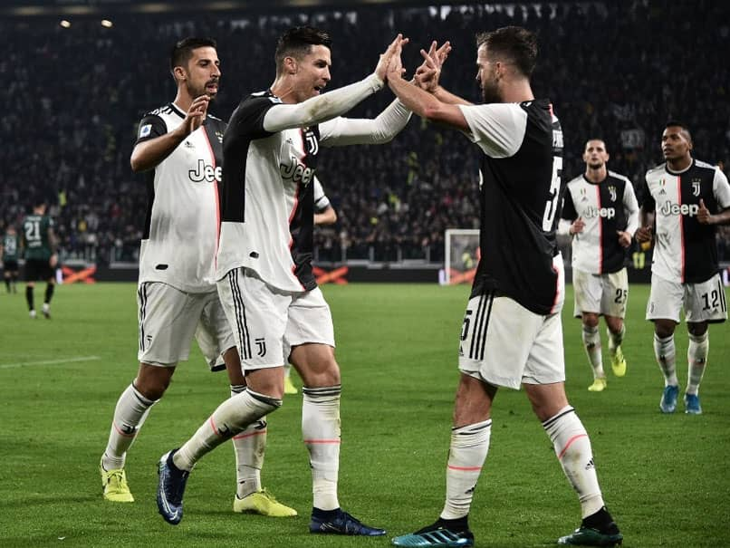 Juventus Go Four Points Clear In Serie A As Cristiano Ronaldo Hits 701st Goal