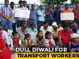 Video : After Dark Dussehra, A Darker Diwali For 48,000 Telangana Transport Staff