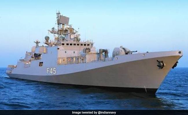 Cyclone Kyarr: Navy Rescues 17 Fishermen From Sinking Boat Near Mumbai