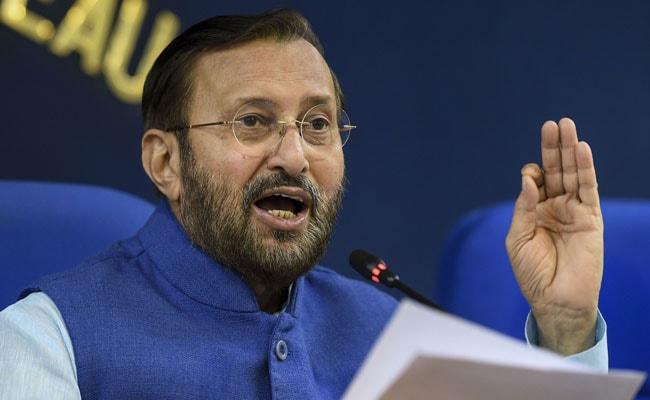 Slowdown In Entire World, But India Fastest Growing: Prakash Javadekar