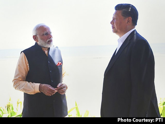 "Video : ""New Mechanism To Discuss Trade, Investment"": Government On PM, Xi Meet"