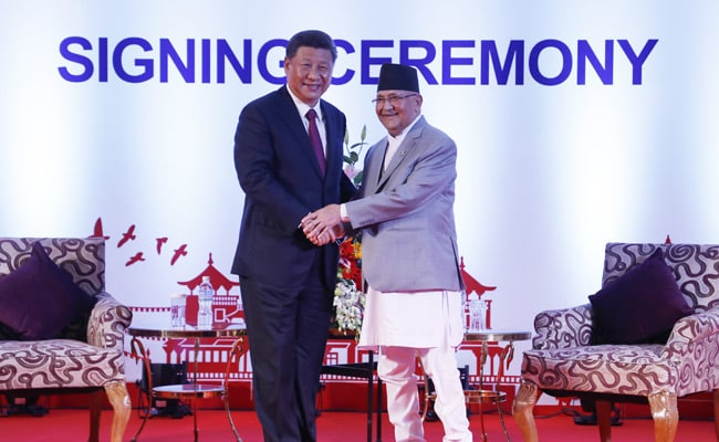 China Promises $492 Million-Aid To Nepal For Development Projects