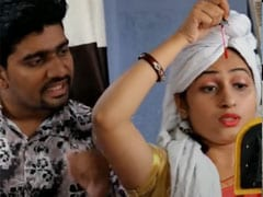 TikTok पर मिला 'एक चुटकी सिंदूर की कीमत' का जवाब, पति ने पत्नी को दिया पूरा हिसाब, देखें मजेदार Video