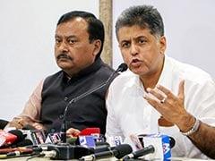 """""""Bharat Ratna For Bhagat Singh, Rajguru, Sukhdev"""": Manish Tewari Urges PM"""