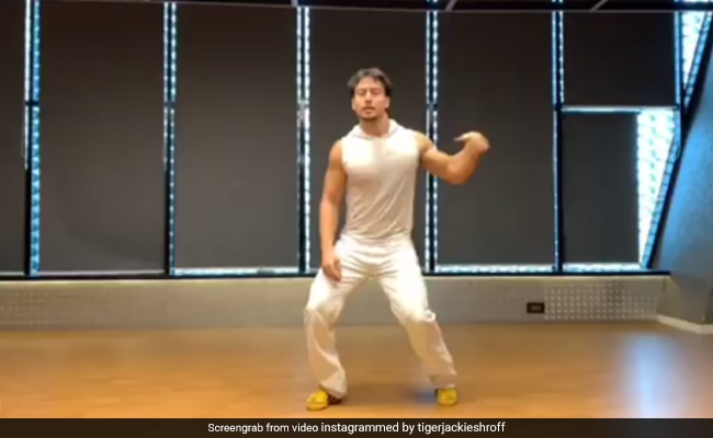 Tiger Shroff Dancing To Karisma Kapoor's Le Gayi Is All You Need To See Today