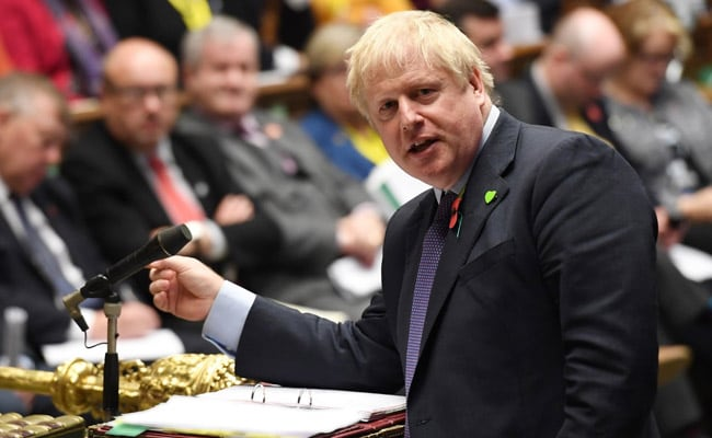 Boris Johnson Goes Head-To-Head With Buckethead And Binface In UK Vote