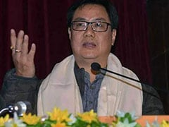 Sports Minister Kiren Rijiju Reacts To Mary Kom-Nikhat Zareen Controversy