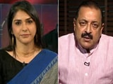 Video: Only Clean India Leads To Healthy India: Minister Jitendra Singh On Cleanliness Mission