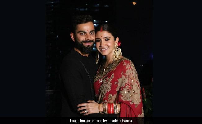 अनुष्का शर्मा और विराट कोहली ने खास अंदाज में मनाया दूसरा करवा चौथ, Cute Photo हो रही है वायरल