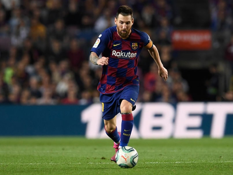 Messi gives green light to Barcelona renewal talks