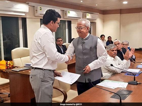 Sourav Ganguly ने BCCI के 39वें अध्यक्ष का कार्यभार संभाला, यह है उनकी नई