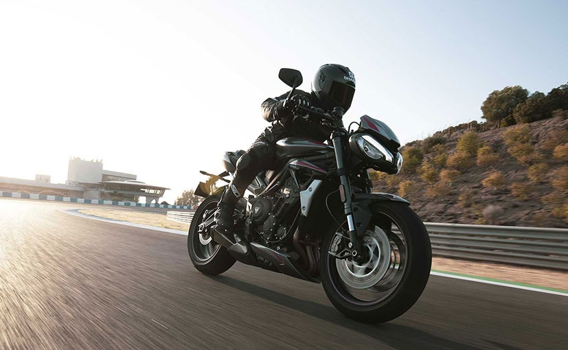 The new Triumph Street Triple RS is a more performance-packed machine than the outgoing model.