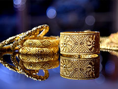 Gold Price At Rs 38,410 Per 10 Grams In Delhi, Details Here