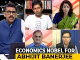 Video : What Nobel-Winner Abhijit Banerjee Thinks Of The Indian Economy