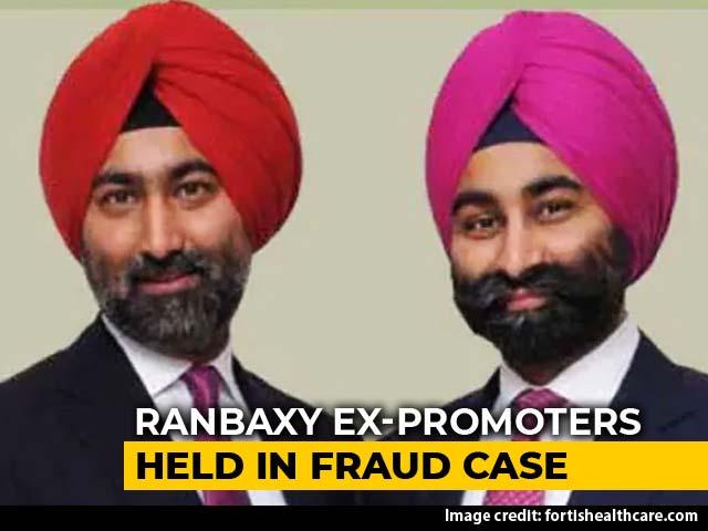Video : Ranbaxy Ex-Promoters Malvinder, Shivinder Singh Arrested In Fraud Case
