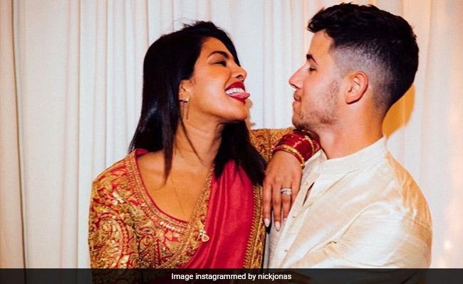निक जोनास ने शेयर की करवा चौथ की फोटो, बोले- मेरी बीवी भारतीय है...हिंदू है और...