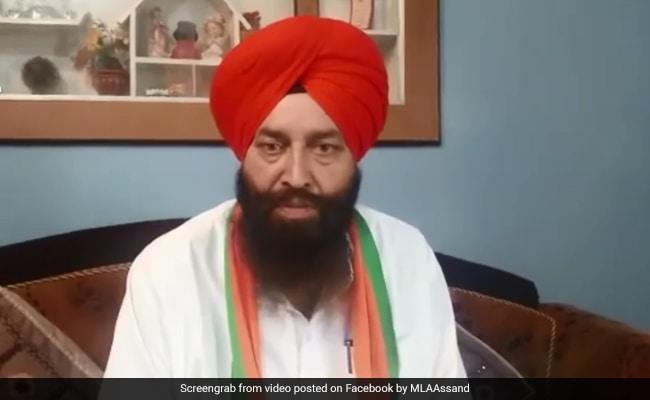 चुनाव से एक दिन पहले BJP विधायक का VIDEO वायरल- वोट कहीं भी डालोगे जाएगा 'कमल' को, 'हमने मशीन में...'