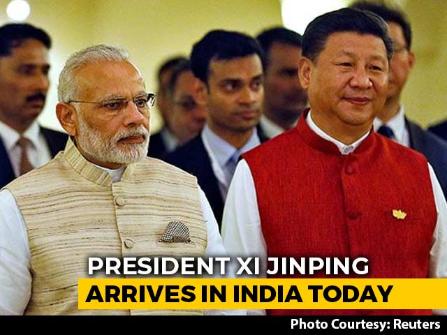Video : PM Modi, Xi Jinping Meet Today After Sharp Words Over Kashmir