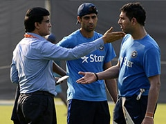 """My Super Star"": Sourav Ganguly Wins Hearts With Brilliant Reply To Yuvraj Singh"