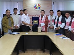 IIT Guwahati Signs Terms Of Reference With Sherubtse College, Royal University Of Bhutan