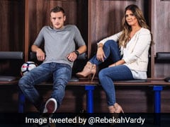"""Jamie Vardy's Pregnant Wife Gets Death Threats After Coleen Rooney's """"Leaked Stories"""" Allegations"""