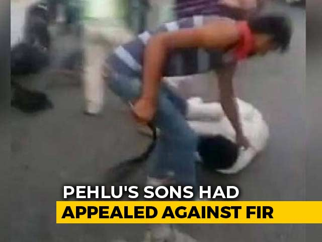 Video : Cow Smuggling Case Against Pehlu Khan, Killed By Mob, Cancelled By Court