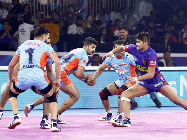 Pro Kabaddi Final 2019: Dabang Delhi vs Bengal Warriors Match: Bengal Warriors Beat Dabang Delhi To Win Maiden Title