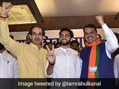 Maharashtra Elections: Shiv Sena To Contest 124 Of 288 Seats, 164 For BJP, Smaller Allies