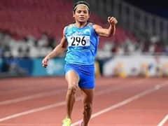 தேசிய ஓபன் தடகள சாம்பியன்ஷிப்: 100 மீ தேசிய சாதனையை முறியடித்தார் டூட்டி சந்த்