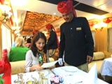 Video : Palace On Wheels: Exploring Rajasthan In Royal Style Aboard India's Top Luxury Train