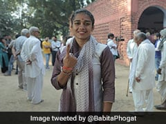 Haryana Election Results 2019: Wrestler Babita Phogat (BJP) Loses From Dadri Constituency