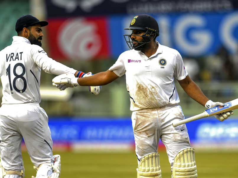 "IND vs SA: Virat Kohli Praises ""Outstanding"" Rohit Sharma After Vizag Test Win"