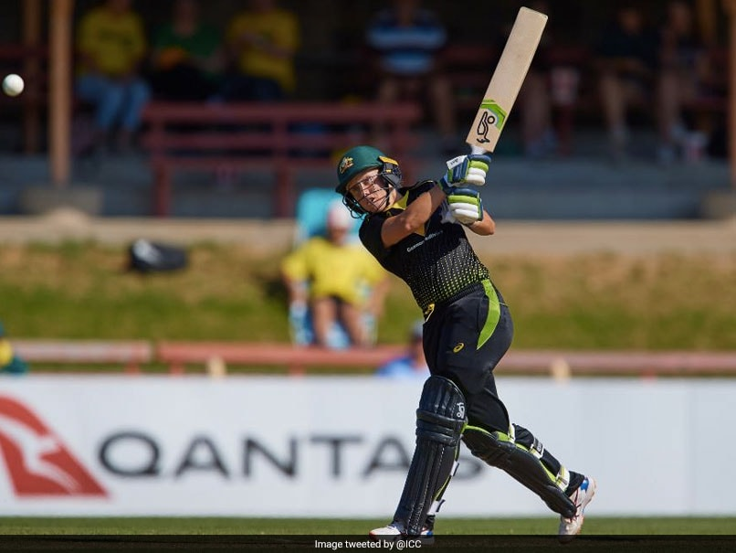 Alyssa Healy smashes record for highest T20I score in women